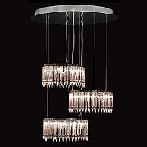Baccarat lighting chandeliers waterford waterford crystal baccarat crystal lady crinoline comete 3 module chandelier aloadofball Gallery