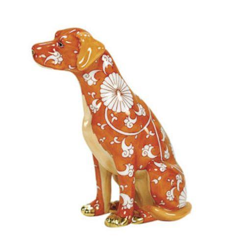 Herend Seated Dog, Waterford, Waterford Crystal, Swarovski Swarovski