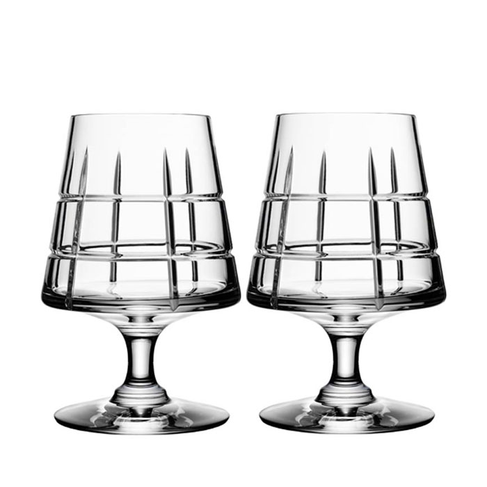 Orrefors street cognac waterford waterford crystal swarovski swarovski crystal lalique lenox - Waterford cognac glasses ...