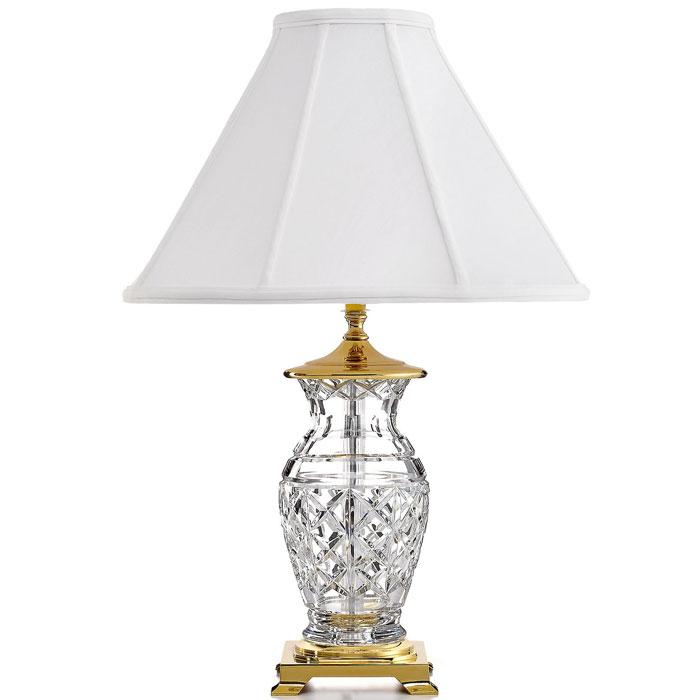 Discount Lamp: Waterford Kingsley Table, Waterford, Waterford Crystal