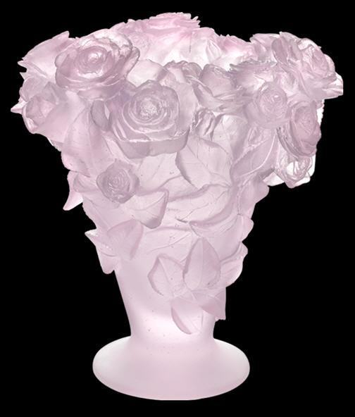Daum Roses Powdered Waterford Waterford Crystal Swarovski