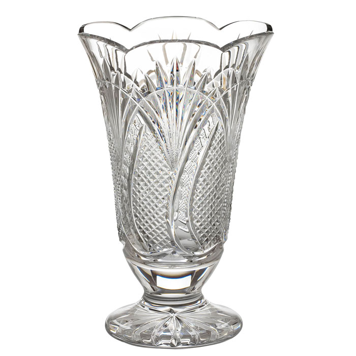 Waterford Seahorse Vase Waterford Waterford Crystal Swarovski